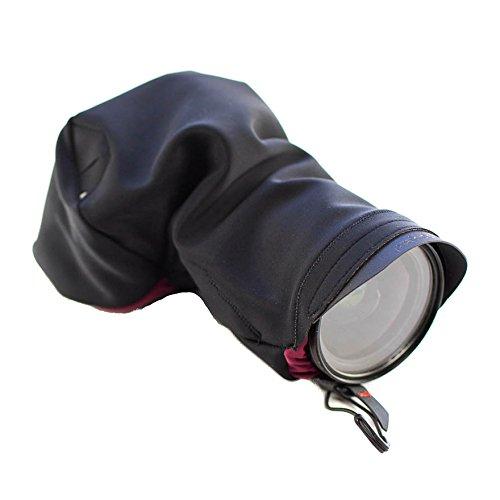 Peak Design Shell Medium (M) - Wetterfeste Schutzhülle für kleine bis mittlere DSLR-Kameras mit einem Objektiv bis 12 cm Länge