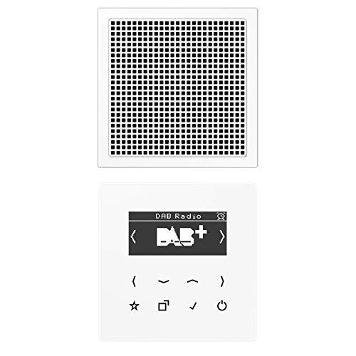 Smart Radio Dab + Kit Mono S Ls Lautsprecher weiß Alpino