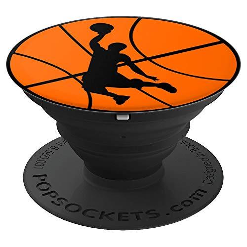 Basketball Dunk Sport - PopSockets Ausziehbarer Sockel und Griff für Smartphones und Tablets