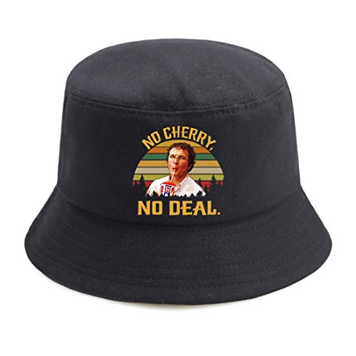 Stranger Things Shirt No Cherry No Deal Drucke Bucket Hat Summer Faltbare Sonnencreme Streetwear Fisherman Hat Bucket Hat 59x60cm
