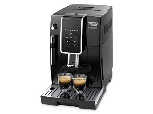 Delonghi - feb3515b - Robot caf' 15 bars noir/inox dinamica