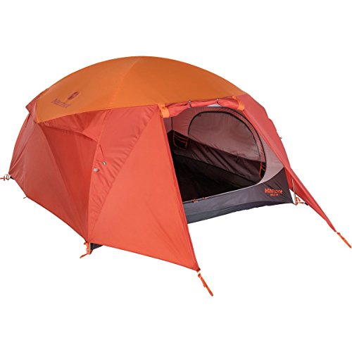 Marmot Halo 4 Person Family Camping Tent - 2018 version.