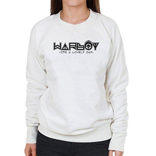 WarBoy Car Sticker Mad Max Women's sweatshirt