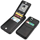 KIHUWEY iPhone 11 Pro Max Case Wallet with Credit Card Holder,...