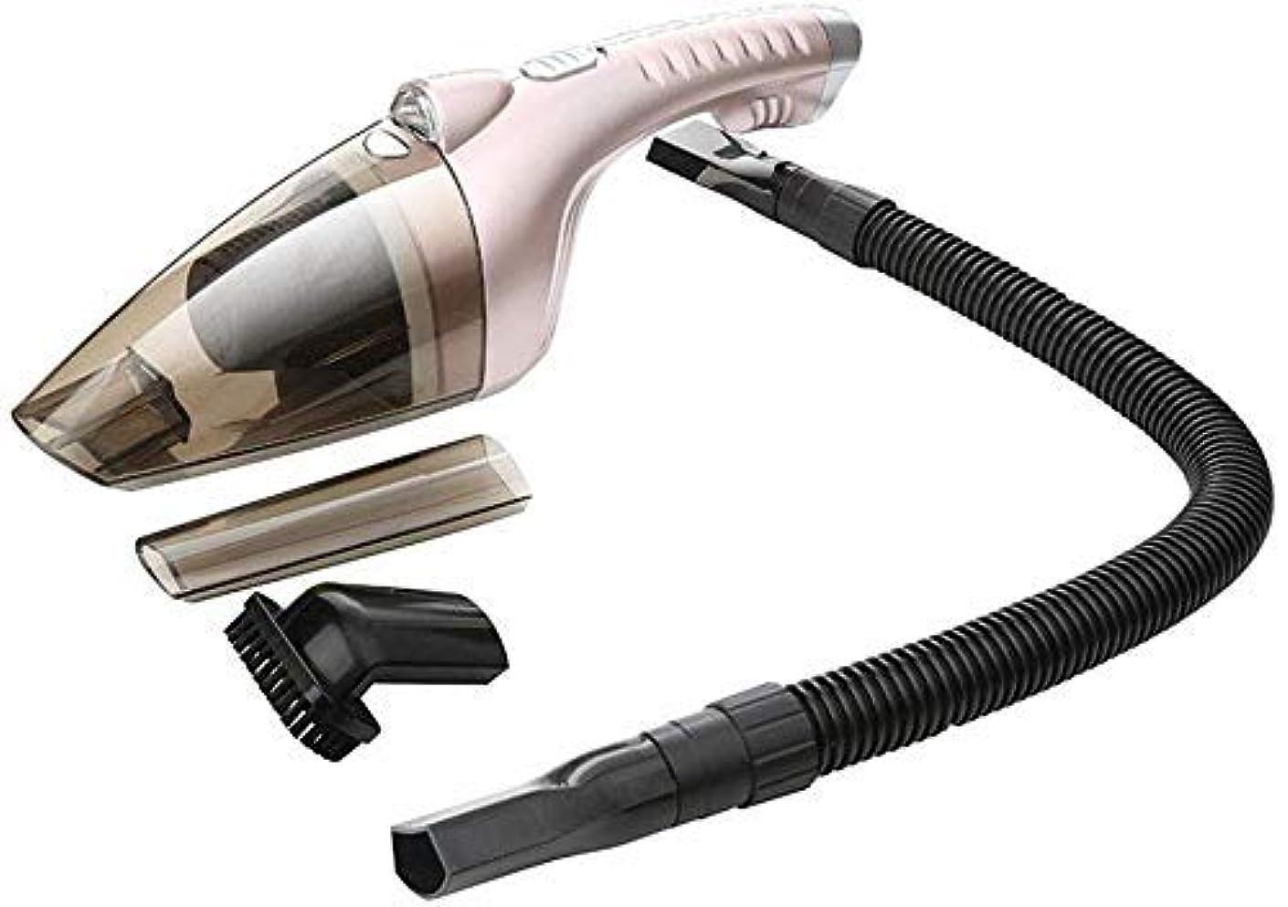 オークランドノミネート矩形ZJN-JN 掃除機 車/家/オフィス用 低ノイズの家庭の掃除機車の掃除機高性能HEPAフィルター掃除機ドライとウェットの掃除機(ローズゴールド) カーインテリアケア