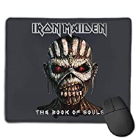 Iron Maiden3鉄の乙女3 ロックマウスパッド18 * 22ゲーミングマウスパット As Shown One Size