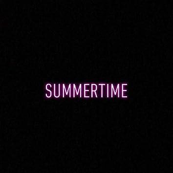 Summertime (feat. IQ Da Hustler & Steezy)