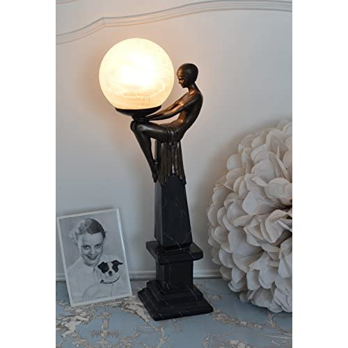 ART DECO Lampe: Amazon.de