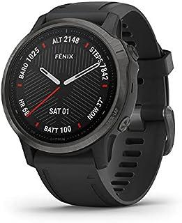 Garmin GPS-horloge met hartslagmeter Fenix 6S saffier
