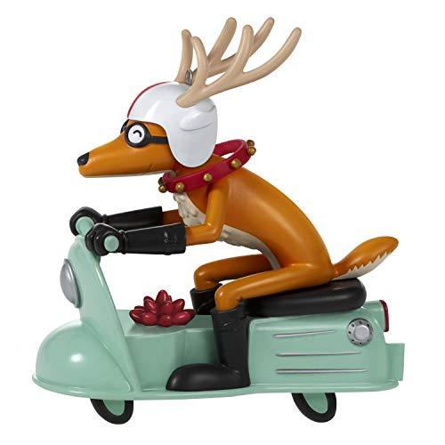 Hallmark Keepsake Christmas Ornament 2020, Grandma Got Run Over by a Reindeer, Musical