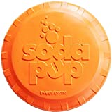 SodaPup Flying Disc Top - Dog Interactive Toys -...