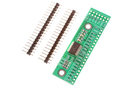 NOYITO MCP23017-E SS I2C Interface 16-Channel IO Expansion Module Compatible IIC Input and Output Expansion Board