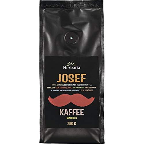 Herbaria Bio Josef Kaffee gemahlen bio (2 x 250 gr)