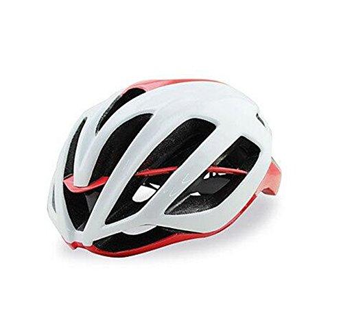 MEEX ftiier última ultraligero casco para bicicleta integrado ABS Keel esqueleto equitación casco Kask casco ciclismo casco de carreras, 55–64cm