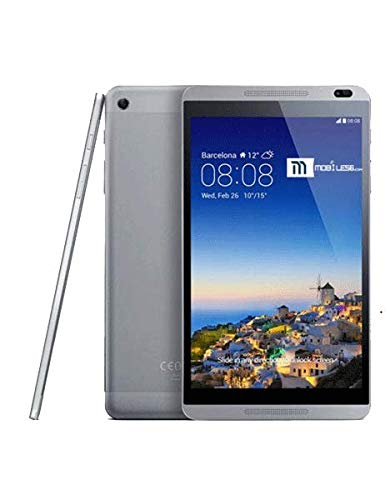 Huawei T3 8 Mediapad T3 LTE Tablet, 8 Zoll Display, Qualcomm MSM8917, 2GB RAM, 16GB interner Speicher, grau
