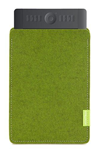 WildTech–Funda para Wacom intuos Pro S–Small (PTH de 451) funda–17colores (fabricado a mano en Alemania)