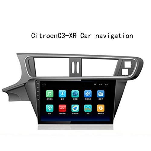 Car navigatie, Citroen C3-XR, 10,2 inch / 25,4 cm (10,2 inch) autoradio, navigator