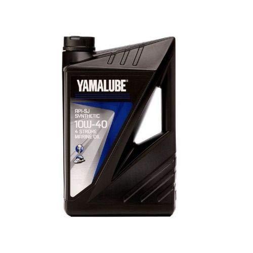 NAUTICA ITALIA YAMALUBE Marine 10W-40 Aceite sintético para FUORIBORDO 4 Tiempos Yamaha...