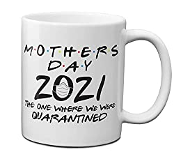 Best Mother's Day Gifts on Amazon - quarantine mug