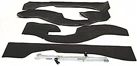 Performance Accessories, Toyota Tacoma, Gap Guards for 3
