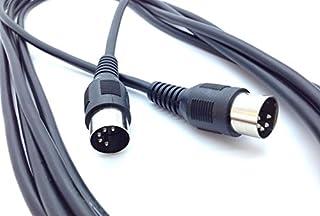 5-pinowy kabel Din Midi - 2 m 3 m 5 m 6 m, klawiatura, syntezm, efekty, wysokiej jakości przewód audio (1 metr)