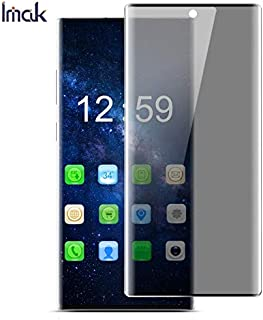 9H 3D Curved Anti-glare Full Screen Tempered Glass Film for Galaxy Note 10 New Hengk