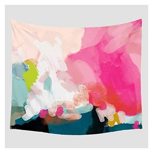 Ssbhjxb Manta Impresa de Pared decoración del hogar (Color : YM 1021, Size : 150x230cm)