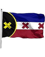 1 sztuka flaga Lmanburga flaga poliestrowa flaga marzeń SMP flagi do wnętrz na zewnątrz baner dekoracja