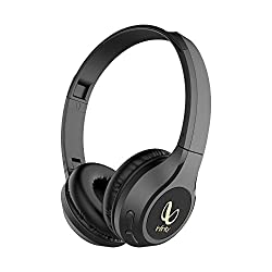 Infinity(JBL) Glide 510 On-Ear Wireless Headphone with Mic, 72 Hrs Playtime(Quick Charging), Dual Equalizer Deep Bass, Voice Assistant (Black),Harman,Glide 510