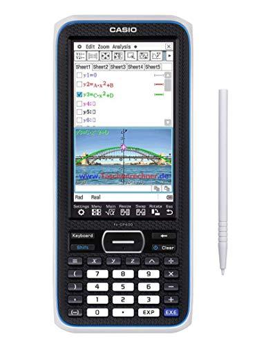 Casio Classpad II FX-CP400 - Calcolatrice Grafica con CAS