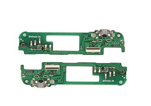 Shinzo Micro USB Charging Board Flex Cable Ribbon Connector Compatible for HTC Desire 826