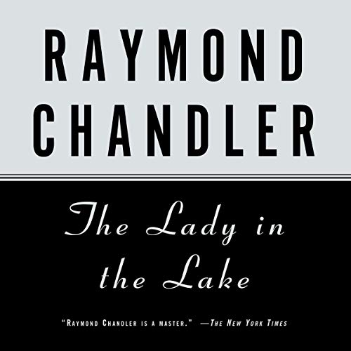 The Lady in the Lake  By  cover art