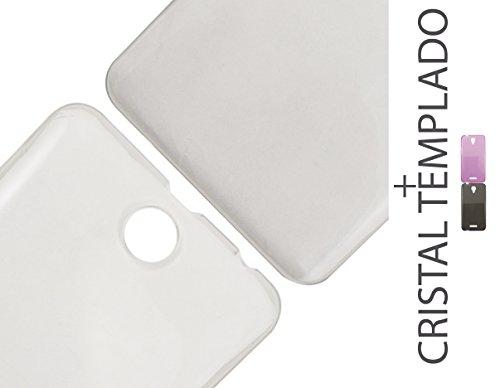 Desconocido Funda Protector TPU Colores + Cristal HISENSE U963 Transparente