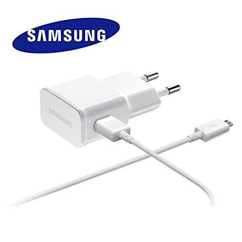 Samsung ETAU90EWE 2 Pin Charger with ECB-DU4AWE Data cable