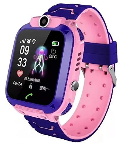 Smartwatch para niños, Reloj Inteligente para Niños, 2020 Nuevo Reloj Inteligente Niños con Flashlight, IP67 LBS...