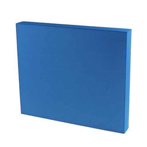 Kinder Erwachsene Balance Board Pad Kissen Training für Gleichgewicht Fitness Koordination - Blau