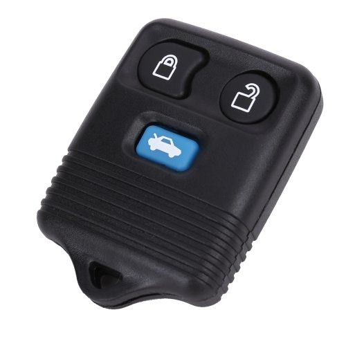 SurePromise 3 Button Key Keyless Entry Remote Fob Case Replacement with...