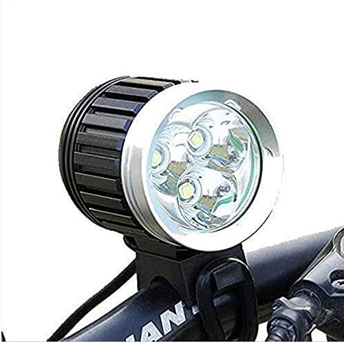 IGW Double Lampe 8000lm führte vor XM-L T6 Fahrrad Schaffen MTB und Batterie - Verfahren