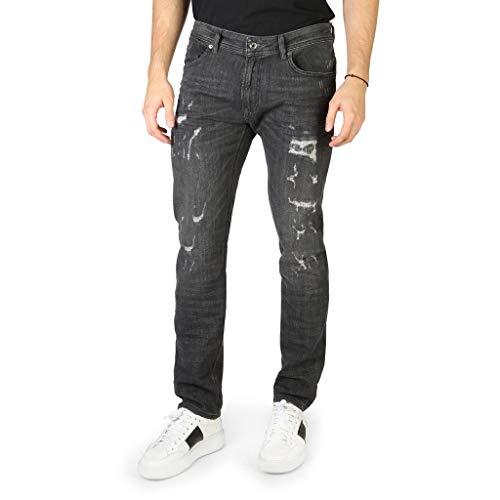 Diesel Jeans Thavar-XP RFE02 Pantaloni Uomo Slim Skinny (33W / 32L, Grigio)