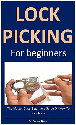Lock Picking The Master Class Beginners Guide On How To Pick Locks product image