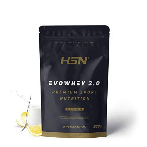 Concentrado de Proteína de Suero Evowhey Protein 2.0 de HSN   Whey Protein Concentrate  Batido de...