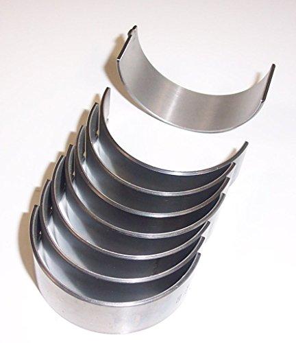 DNJ Engine Components RB151 Connecting Rod Bearingchoose Size: 0.010' Oversizestandard0.020' Oversize