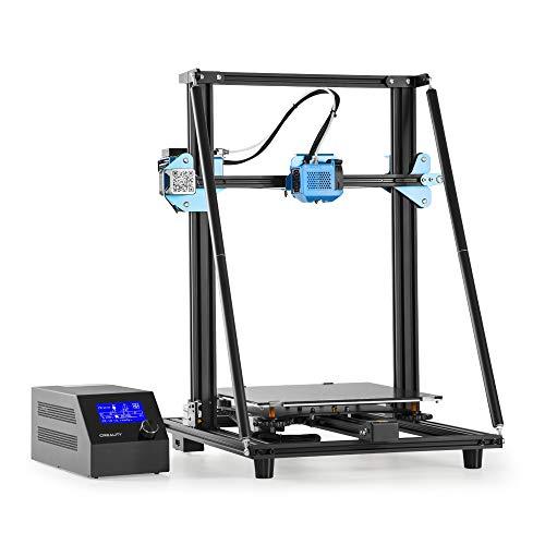 Imprimante 3D avec bloc d'alimentation carte mère silencieuse et revêtement extrudeuse en métal 300 x 300 x 400 mm