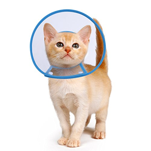 PETBABA Cat Cone Collar
