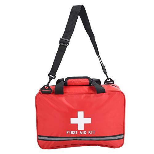 Erste-Hilfe-Set , Notfall-Überlebenskit-Tasche für Autofahrten Camping Rucksackreisen Sport im Freien , Notfall-Medizin