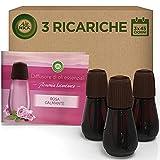 Airwick Ricariche per Diffusore Oli Essenziali, fragranza Rosa Calmante - Confezione da 3 48