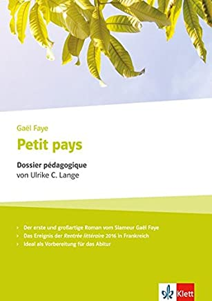Petit Pays: Lehrerbuch