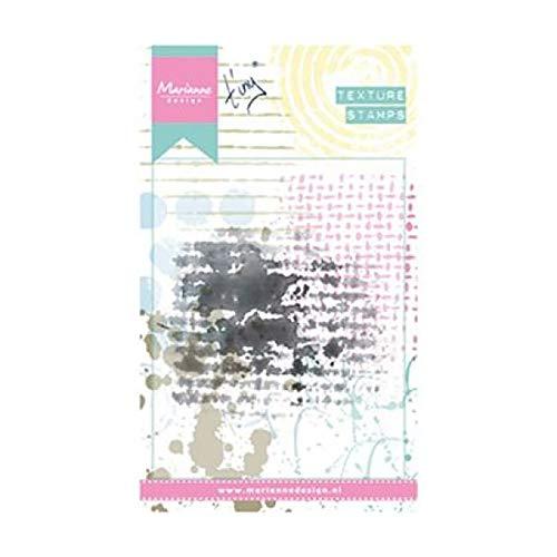 Marianne Design MM1616, Sellos de Caucho, Imprimir, para Diseños Detallados y Sellado...