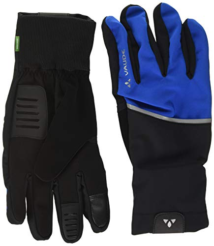 VAUDE Hanko Gloves II Handschuhe, Signal Blue, 6