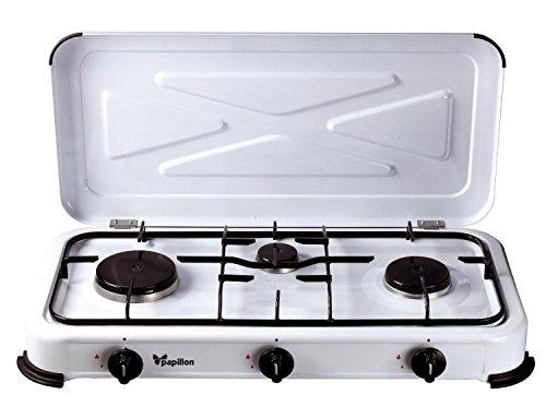 Papillon 8145055 Cocina Gas Plus 3 Fuegos